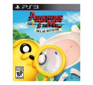 Adventure Time Finn And Jake Investigations Playstation 3 1