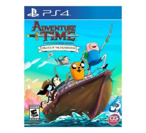 Adventure Time Pirates Of Enchiridion Ps4 1
