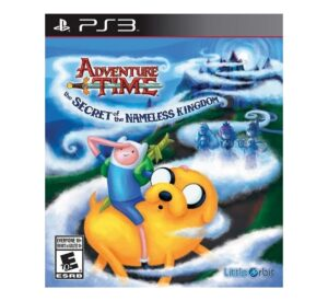 Adventure Time The Secret Of The Nameless Kingdom Ps3 1