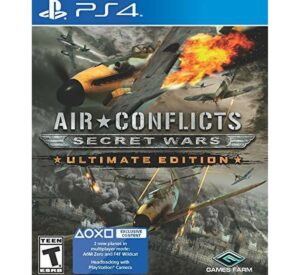 Air Conflicts Secret Wars Ultimate Edition Ps4 1