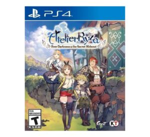 Atelier Ryza Ever Darkness y The Secret Hideout Ps4 1