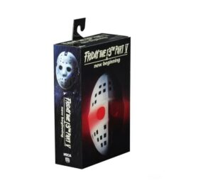 Friday The 13th 7 Scale Figures Ultimate Part V Roy Burns 1