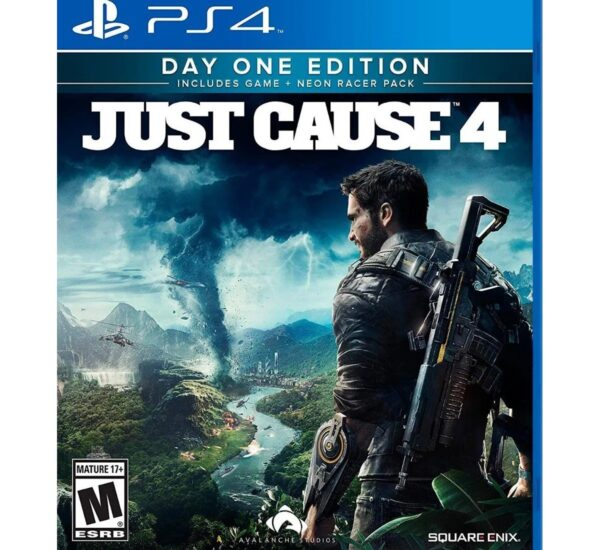 Just Cause 4 Day 1 Ps4 1