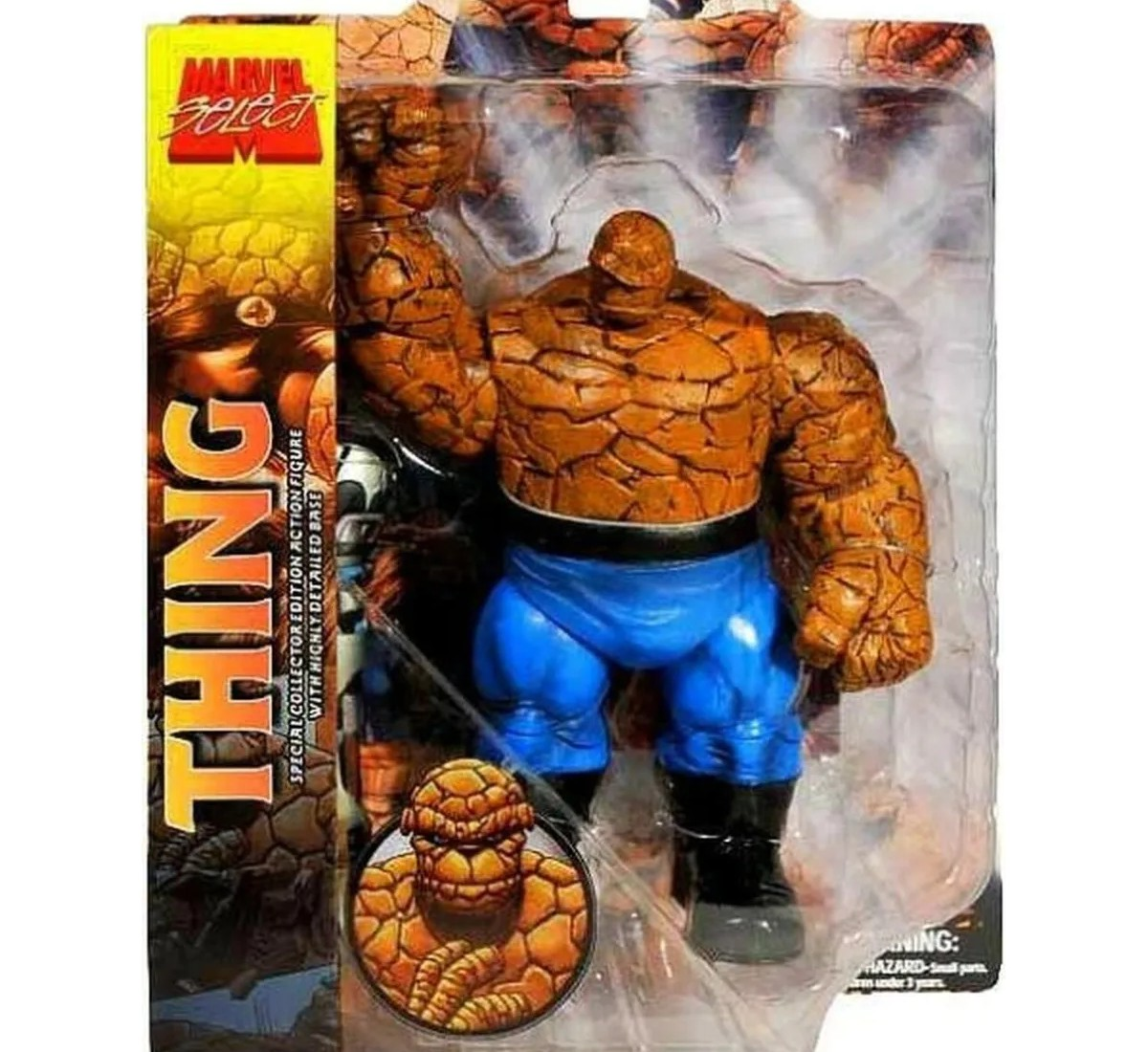 Marvel Select Figures The Thing 1