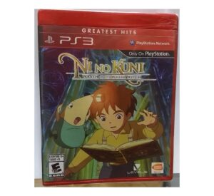 Ni No Kuni Wrath Of The White Witch ps3 1