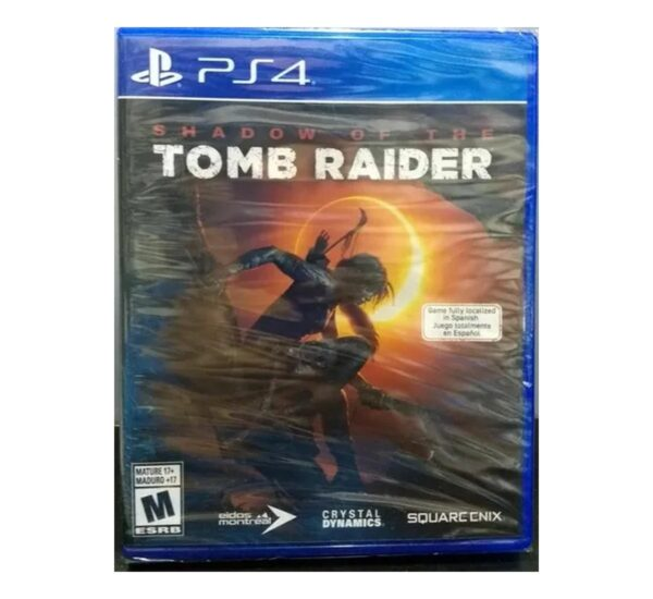 Shadow Of Tomb Raider Ps4 2