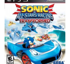 Sonic y All stars Racing Transformed Ps3 1